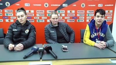 kirikli - Kastamonu Belediyespor-Nantes Atlantique maçının ardından
