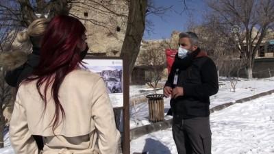 ucak seferleri - NEVŞEHİR - Kovid-19 salgınından olumsuz etkilenen turist rehberleri eski günlerini özlüyor
