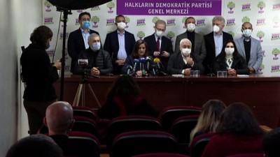 ANKARA - HDP Ağrı Milletvekili Dilan Dirayet Taşdemir: 'İddialar yalan ve iftiradır'