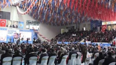 solunum cihazi - HAKKARİ - AK Parti Genel Başkan Yardımcısı Yavuz, Hakkari 7. Olağan İl Kongresi'nde konuştu