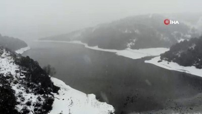 beykoy -  - İstanbul'da baraj doluluk oranı yüzde 51.33 seviyesine yükseldi