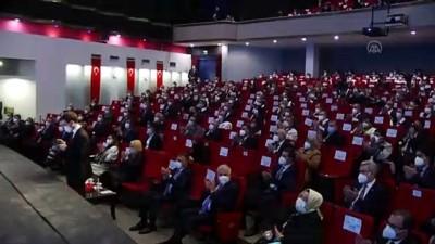 konferans - İZMİR - Cumhurbaşkanı Erdoğan: '(ABD) Bunların mültecilere sahip çıkmak gibi bir derdi yok, dert başka'