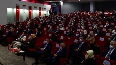 konferans - İZMİR - Cumhurbaşkanı Erdoğan: '(Göçmenler konusunda) İnsanlık sadece Akdeniz'de değil, Ege'de ve Meriç'te de sınıfta kalmıştır'