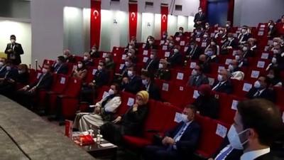 konferans - İZMİR - Cumhurbaşkanı Erdoğan: 'Göçmenlerin gittikleri ülkelere ve toplumlara katkılarını da görmemiz gerekiyor''
