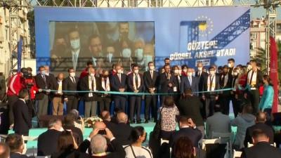 konferans - İZMİR - Cumhurbaşkanı Erdoğan, Göztepe Stadı'nın açılışını yaptı