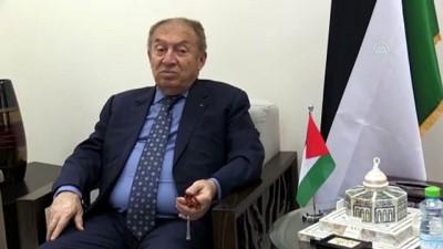 RAMALLAH - Filistinli Bakan: 'Türkiye'nin Batı Şeria'daki Organize Sanayi bölgesine desteği, Filistin'in İsrail'e bağımlılığını azaltacak'