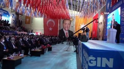 - AK Parti Ardahan İl kongresi yapıldı