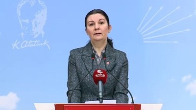 ANKARA - CHP Genel Başkan Yardımcısı Karabıyık'tan '20 bin öğretmen ataması' eleştirisi