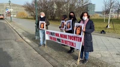 basbakan - BERLİN - Almanya'da PKK tarafından kızı kaçırılan anne eylemini sürdürüyor