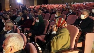 IĞDIR - Hocalı Katliamı'nın kurbanları için anma programı düzenledi