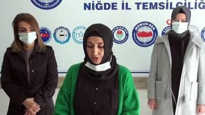 kamu gorevlileri -  - Memur-Sen'den 28 Şubat açıklaması