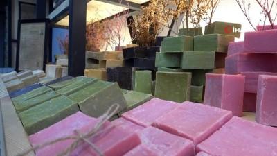 dar sokaklar -  Meslek dededen toruna geçti, sabunlar online ticaretle ülke pazarına girdi