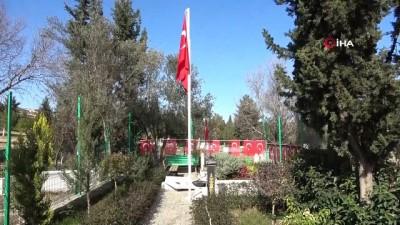 mezar taslari -  15 Temmuz şehidi ikiz polislerin mezarını tahrip eden 5 zanlı yakalandı