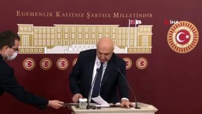 CHP'den HDP'ye fezleke desteği