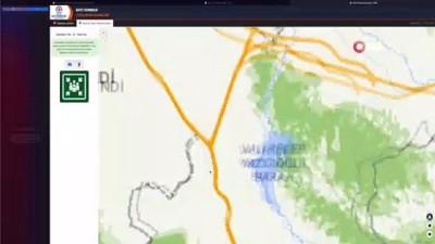 deprem bolgesi -  Hayat kurtaracak harita erişime açıldı