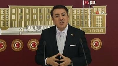 """soykirim -  AK Parti Erzurum milletvekili İbrahim Aydemir: - """"Bugünü unutmamamız, unutturmamamız gerektiğini kayda alıyorum. 26 Şubat'ı asla unutmayacağız. Hocalı'da yaşanan soykırıma asla bigane kalmayacağız'"""