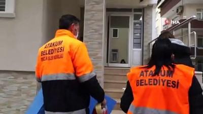 elektronik atik -  Atakum'da hedef 'Sıfır Atık'