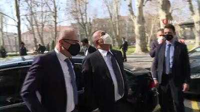 deprem bolgesi -  - Bakan Çavuşoğlu, Hırvatistan Dış ve Avrupa İşleri Bakanı Grliç ile ikili görüşme gerçekleştirdi