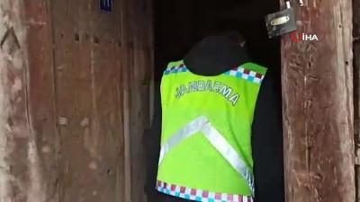 Definecilere suçüstü: Evin altında 12 metre derinliğinde tünel açtılar