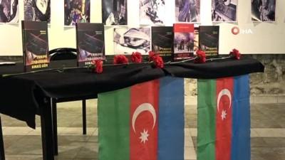 katliam -  Giresun Azerbaycanlılar Derneği 'Hocalı Katliamı' kurbanlarını andı