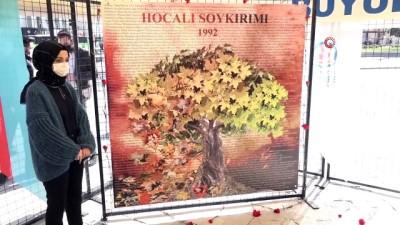 soykirim -  Hocalı'da yaşanan acılar fotoğraflara yansıdı