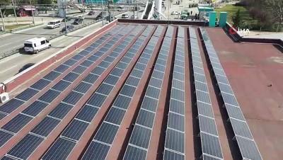 isbirligi protokolu -  Metro durakları enerji istasyonuna dönüyor