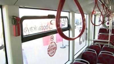 isbirligi protokolu -  Yüzde 100 elektrikli ve yerli otobüs Ankara turunda