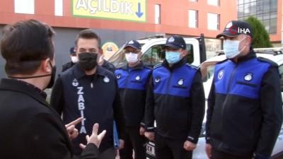 zabita memuru -  Tuzla'da kaçak kazı yapan defineciler suçüstü yakalandı.. Pişkin pişkin 'Altın arıyoruz' dediler