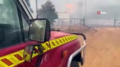 pazar gunu -  - Avustralya'daki orman yangınları kontrol altına alınamıyor - 9 bin hektardan fazla alan küle döndü, 71 ev yandı