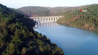 beykoy -  İstanbul'da barajların doluluk oranı yüzde 45 seviyesine yaklaştı