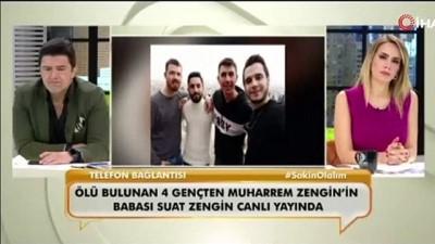 """argo -  Manisa'da ölen gençlerden Muharrem Zengin'in babası: """"Oğlumun yıktığı kadar beni bir şey yıkmadı"""""""