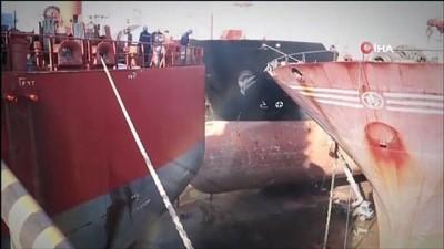yardim cagrisi -  Türk gemisine korsan saldırısı sonrasında yük gemilerinde termal kamera önlemi
