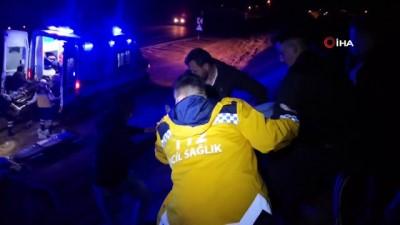 ehliyetsiz surucu -  Babasının ağıt yakarak başında ağladığı oğlu hastanede hayatını kaybetti