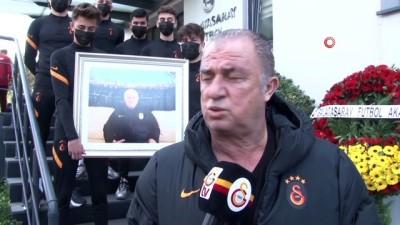 beykoy - Ahmet Keskinkılıç için Florya'da anma töreni düzenlendi