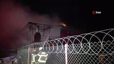 pazar gunu -  Bursa'daki çiftlik yangının ardından cinayet çıktı
