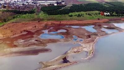 beykoy -  İstanbul'da barajların doluluk oranı son 6 yılın en düşük seviyesinde