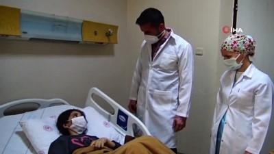 prostat kanseri -  Şırnak'ta 11 yaşındaki hasta, laparoskopik pyeloplasti yöntemi ile sağlığına kavuştu Videosu