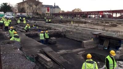 """konsept -  Ulaştırma ve Altyapı Bakanı Adil Karaismailoğlu, """"Arkeopark Gar Kompleksi dünyada bir ilk olacak"""""""