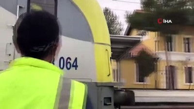 - Konya-Karaman Yüksek Hızlı Tren Hattında test sürüşleri başladı