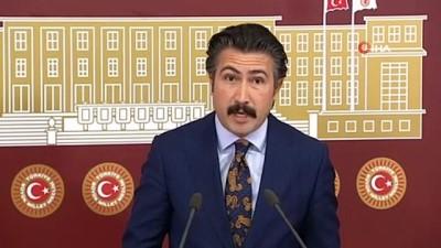 ambulans ucak -  AK Parti'den 'Fezleke' açıklaması