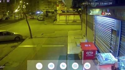 elektrik kablosu -  Batman'da bir gecede 3 ayrı iş yerine giren hırsızlar kameralara yakalandı