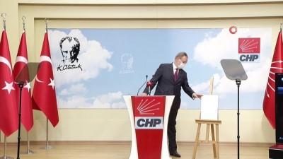 """- CHP Sözcüsü Faik Öztrak: """"28 Şubat darbesi demokrasimize büyük zararlar vermiştir"""" -  """"İstifa mektubunda ne varsa biz de onu biliyoruz"""""""
