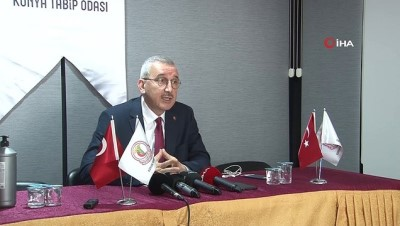 """akilli telefon -  Konya Tabip Odası Başkanı Çetin: """"Şehrimize giriş ve çıkışların HES koduyla yapılmasını istiyoruz'"""