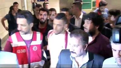 Arşiv -Galatasaray'da Belhanda'nın sözleşmesi tek taraflı feshedildi