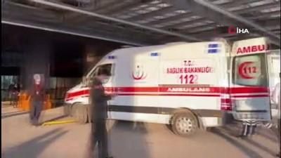 askeri helikopter -  Bitlis'teki helikopter kazasında yaralanan asker İstanbul'a getirildi