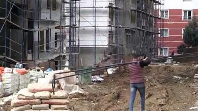 GİRESUN - Selden etkilenen Dereli'de afetzedeler için konut yapım çalışmalarında sona gelindi