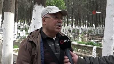 """mezar taslari -  """"Kuşadası Adalızade Mezar Taşları Sergi Reyonları Projesi"""" çalışmaları devam ediyor"""