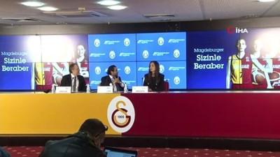 imza toreni - Galatasaray Kadın Basketbol Takımı'na yeni sponsor