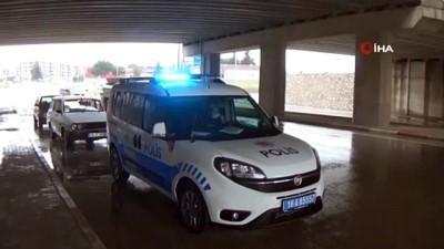 koprulu -  Köprü altında araç içerisinde hareketsiz halde bulundu