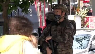 ozel hareket -  Antalya'da Özel Harekat Polisi  destekli sinirli müşteri operasyonu